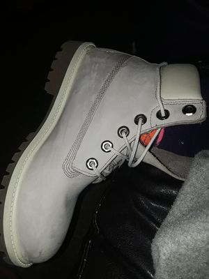 Pink timberland size 6/5 for Sale in Oxon Hill, MD