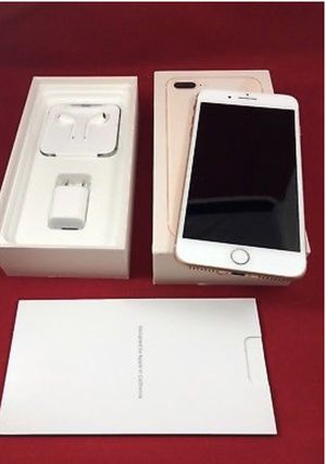 Rose gold iPhone 8 Plus 128 Gb unlocked for Sale in South Holland, IL