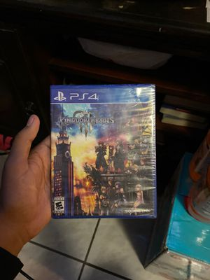 Kingdom hearts 3 for Sale in Los Angeles, CA