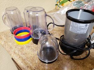 Magic Bullet Blender for Sale in Riverside, CA