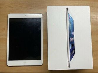 """Apple iPad MiNi -1// 32GB WI-FI with Excellent condition,"""" as LikE NeW for Sale in VA,  US"""