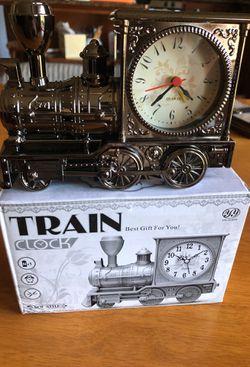 Train clock for Sale in Olympia,  WA