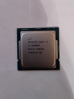 Process Intel Core Generacion 10th i7 -10700kf 3.80ghz for Sale in Pomona,  CA