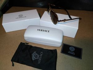 Versace glasses.. box and case included for Sale in Concord, CA