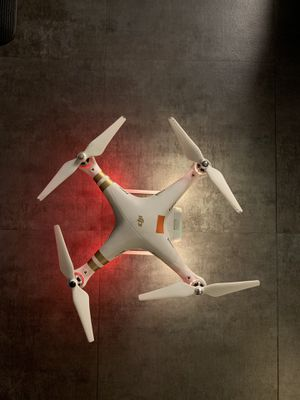 DJI Phantom 3 Pro Great drone for beginners ! for Sale in Fontana, CA