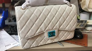 Beautiful White Chanel bag for Sale in Winchester, CA