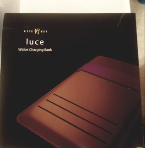 KYTE KEY Luce wallet charging bank for Sale in Mobile, AL