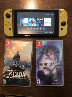 Nintendo Switch for Sale in Starkville, MS