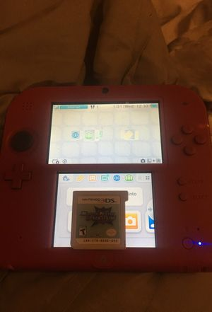2ds with monster hunter generation for Sale in Hyattsville, MD