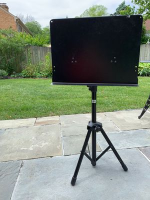 Height adjustable music stand for Sale in Rockville, MD
