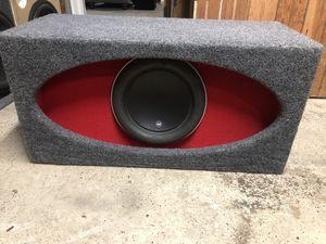 12w7 jl sub for Sale in Johnston, RI
