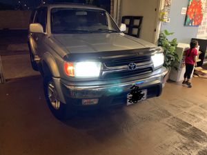 Looking for winch bumper for my 4runner 2001 4x4. for Sale in Mesa, AZ