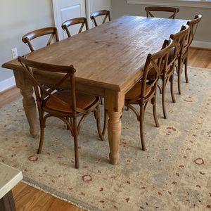 Williams Sonoma Kitchen Table for Sale in McLean, VA