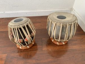 Tablas: tabla Indian drums for Sale in Gilroy, CA