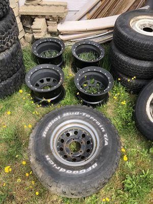 Jeep Wheels for Sale in Kent, WA