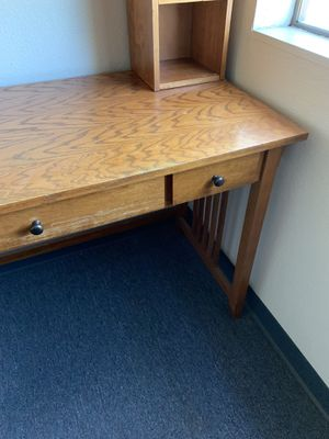 Desk with Hutch $40 for Sale in San Jose, CA