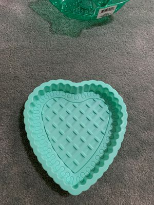 Silicone mold heart shaped $10 for Sale in Orlando, FL