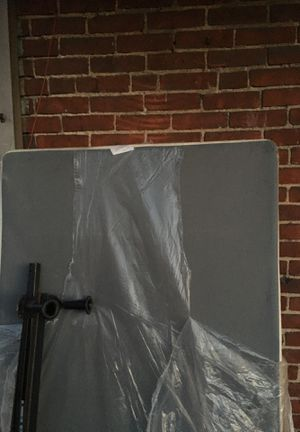 Twin Box Spring And Rails for Sale in Allentown, PA