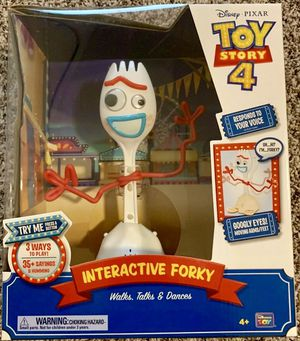 Forky Toy Story for Sale in Chino, CA