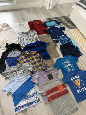 Kids boy's clothes, 6-7 years old, 18 pieces for Sale in LAUD BY SEA, FL
