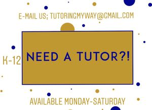Tutoring for Sale in South Gate, CA