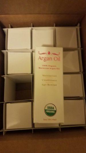 100% argan oil , pure for Sale in Falls Church, VA