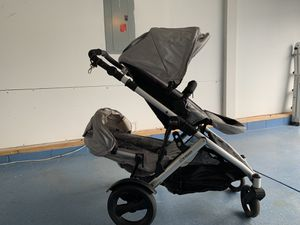 Britax B-Ready G3 Double Stroller for Sale in Imperial, PA