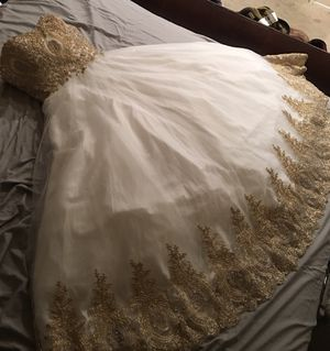 Quinceanera/sweet 16 dress for Sale in Victorville, CA