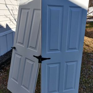 Shed Doors - Excellent Condition for Sale in Jessup, MD