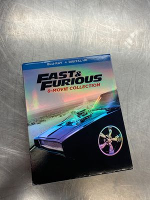 Fast & Furious 8 Blu-ray set for Sale in Beaverton, OR