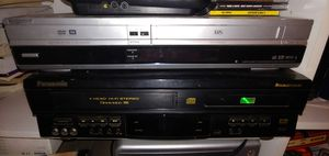 Sci-fi sign VHS DVD players and VCRs for Sale in Bartow, FL
