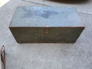 Army military trunk vintage for Sale in Lexington, KY