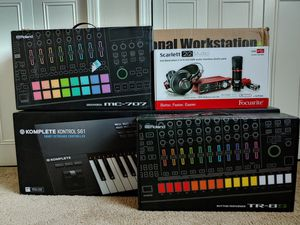 Full recording studio with desk never been open for Sale in Greenwood, IN