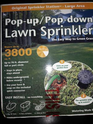 Sprinkler for Sale in Warwick, RI