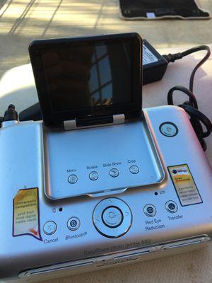 Kodak Easyshare photo printer 500 for Sale in Chula Vista, CA