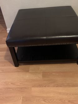 Shelf's Ottoman Table for Sale in Salem,  OR