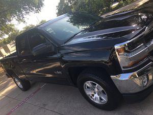2017 Chevrolet Silverado used for Sale in Dallas, TX