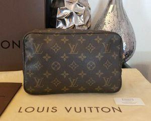 Louis Vuitton Monogram bag Make up bag 100% AUTHENTIC!!! for Sale in La Mesa, CA