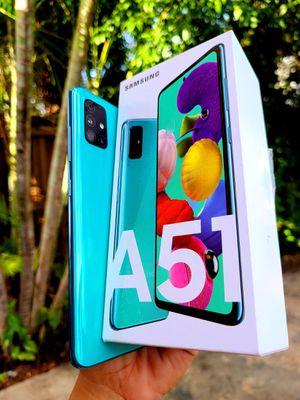 Samsung Galaxi A51 Desbloqueado Caja Full 😍😍👈 for Sale in Miami, FL
