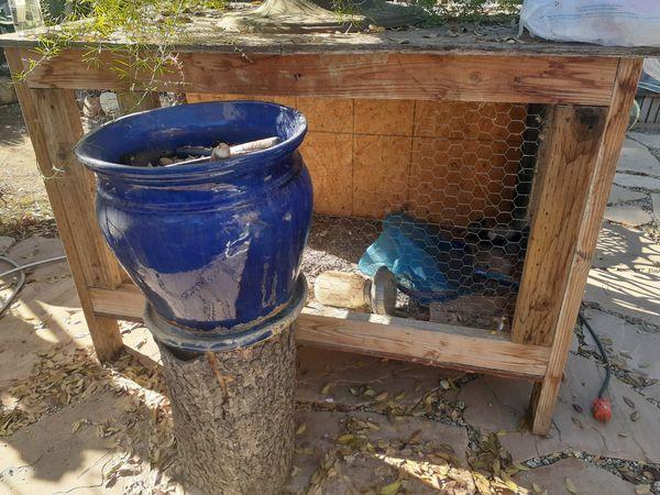 Chicken coop $50