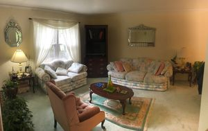 Ethan Allen Couch and Loveseat for Sale in Herndon, VA