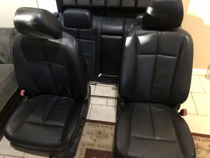 Leather Nissan Altima interior front and back seats complete for Sale in Smyrna, GA