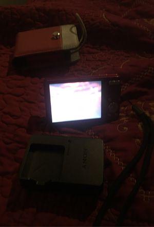 Sony cyber shot camera for Sale in Houston, TX