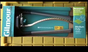 Gilmour rectangle Sprinkler (Med Duty's) for Sale in Converse, TX