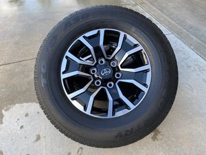 2020 Toyota Tacoma Rims & Tires for Sale in Anaheim, CA