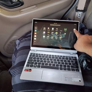 This is my best laptop acer touchscreen 4GB RAM 500GB with anti virus system installed brand new sleeve leather case with case charger $650 for Sale in Los Angeles, CA