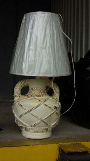 Antique midium size lamp for Sale in Mount Rainier, MD