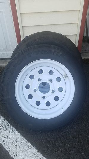Trailer tires for Sale in Vancouver, WA