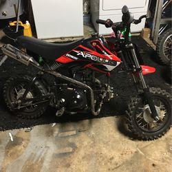 70cc Apollo Extreme Dirt Bike Ready To Ride.. for Sale in Stone Mountain,  GA