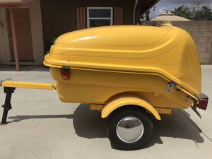 Custom Painted Reese Backpacker Cargo Trailer for Sale in Rancho Cucamonga, CA